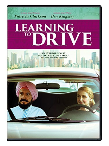 Learning To Drive Clarkson Kingsley DVD R