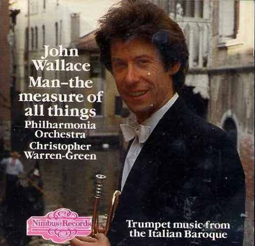 John Wallace Trumpet Music From The Italian Baroque