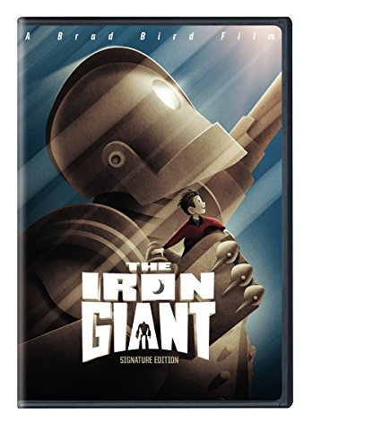 Iron Giant Iron Giant DVD Signature Edition Pg