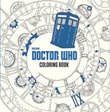 Price Stern Sloan Doctor Who Coloring Book