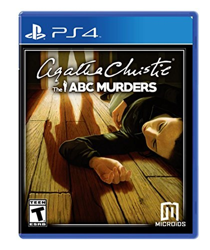 Ps4 Agatha Christie The Abc Murders