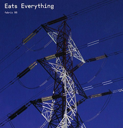 Eats Everything Fabric 86