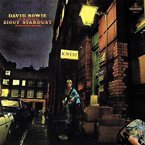 David Bowie Rise & Fall Of Ziggy Stardust