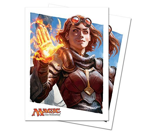 Card Sleeves Mtg V3 Oath Of Chandra 80 Pack