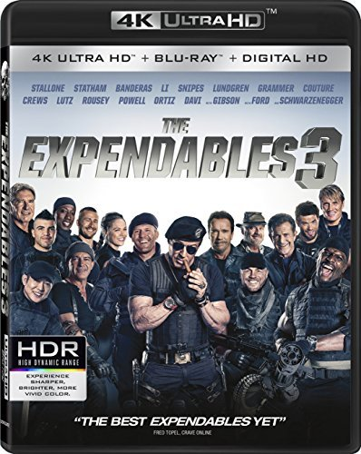 Expendables 3 Expendables 3 4k