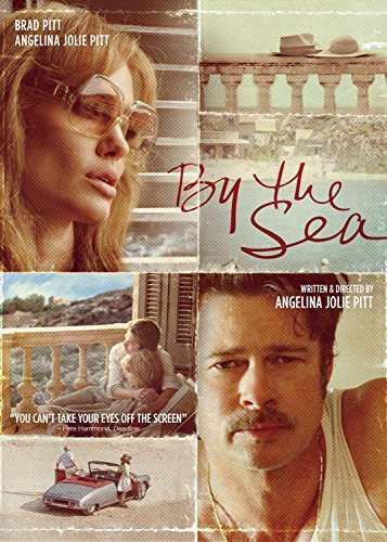 By The Sea Pitt Jolie DVD R