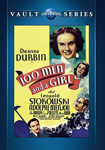 100 Men & A Girl 100 Men & A Girl Made On Demand
