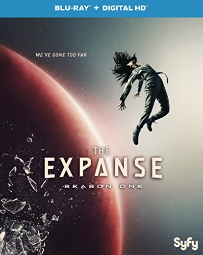 Expanse Season 1 Blu Ray