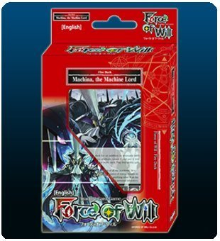 Force Of Will Cards Fire Deck
