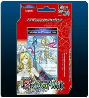 Force Of Will Cards Water Deck