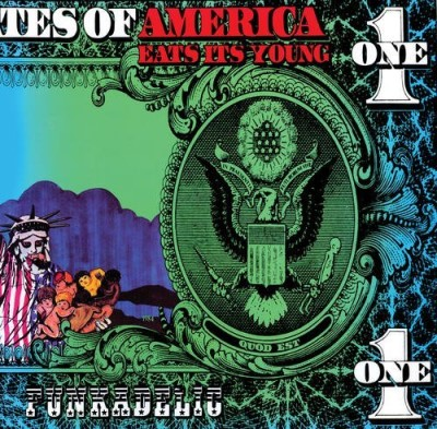 Funkadelic America Eats Its Young Lp