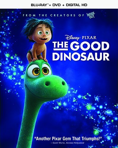 Good Dinosaur Disney Blu Ray DVD Dc Pg