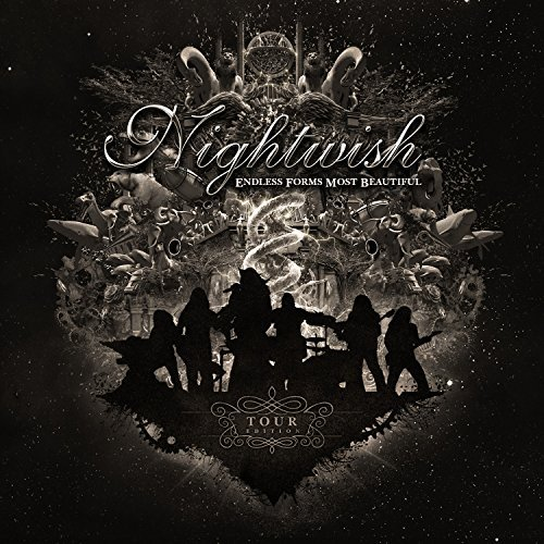 Nightwish Endless Forms Most Beautiful Tour Edition