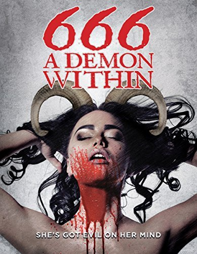 666 A Demon Within Austin Powell DVD Nr