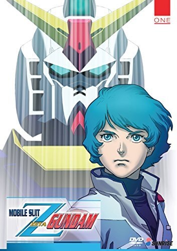 Mobile Suit Zeta Gundam Part 1 DVD