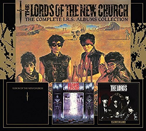Lords Of The New Church Complete I.R.S. Albums Collect
