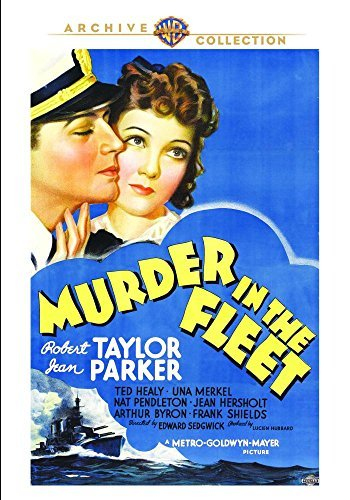 Murder In The Fleet Murder In The Fleet DVD Mod This Item Is Made On Demand Could Take 2 3 Weeks For Delivery