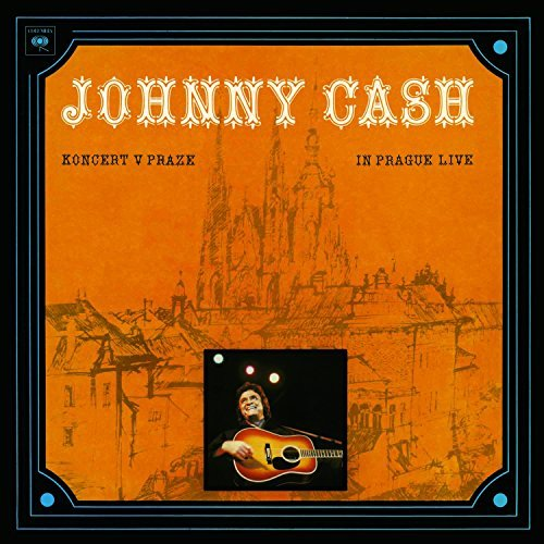 Johnny Cash Koncert V Praze Prague