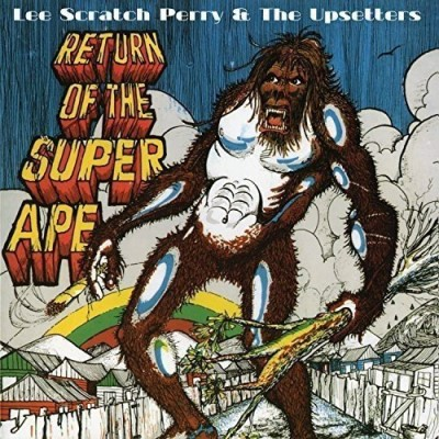 Lee & Upsetters Perry Return Of The Super Ape