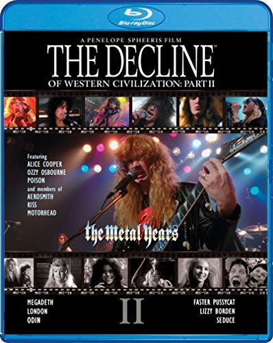 The Decline Of Western Civilization Part Ii The Metal Years The Decline Of Western Civilization Part Ii The Metal Years