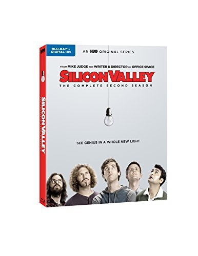 Silicon Valley Season 2 Blu Ray