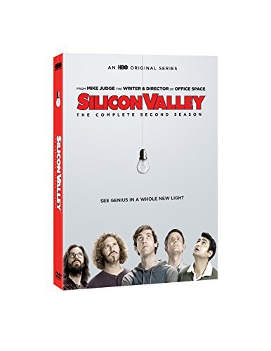 Silicon Valley Season 2 DVD