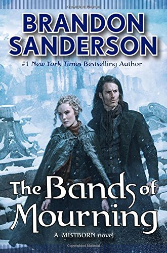 Brandon Sanderson The Bands Of Mourning
