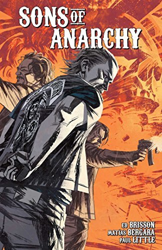 Ed Brisson Sons Of Anarchy Volume 4