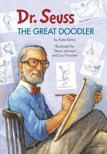 Kate Klimo Dr. Seuss The Great Doodler