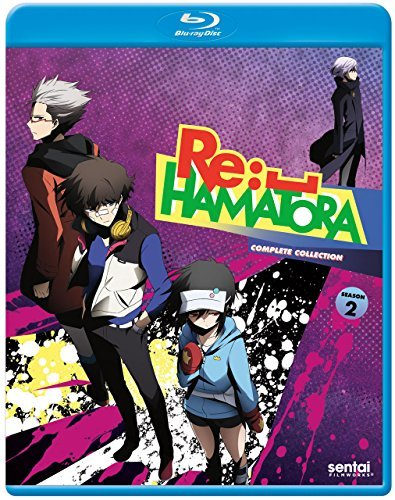 Re Hamatora Season 2 Re Hamatora Season 2