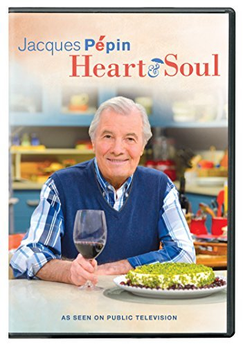 Jacques Pepin Heart & Soul Pbs DVD Nr