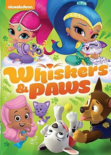 Nickelodeon Favorites Whiskers & Paws Nickelodeon Favorites Whiskers & Paws DVD Nr