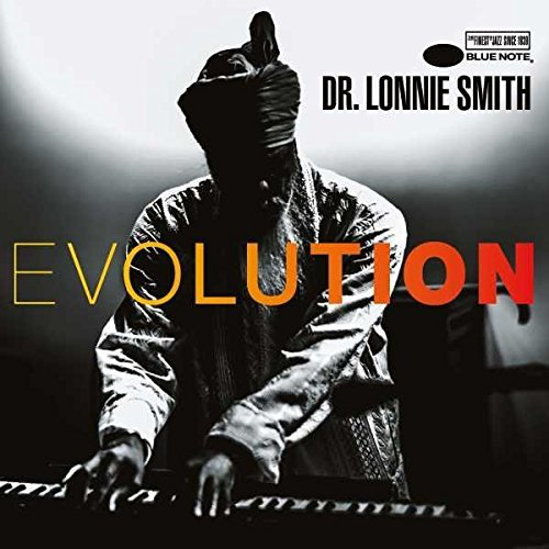 Dr. Lonnie Smith Evolution (cd)