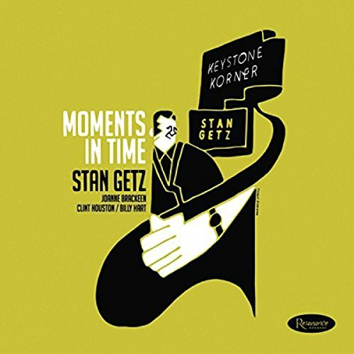 Stan Getz Moments In Time