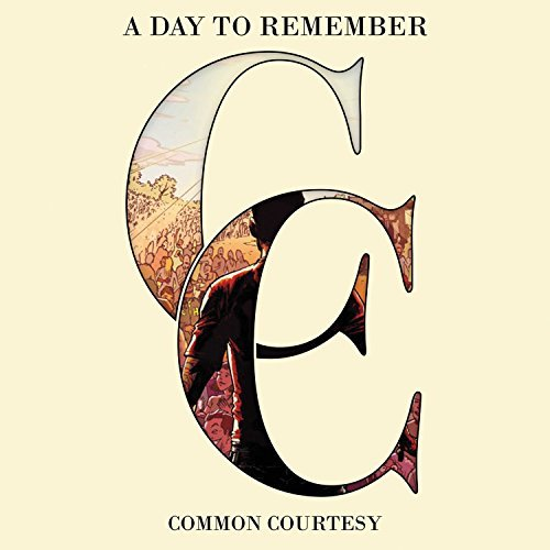 Day To Remember Common Courtesy (blue Vinyl)