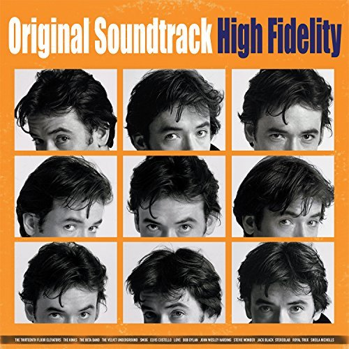 High Fidelity Soundtrack Black Vinyl