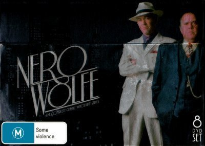Nero Wolfe Complete Series DVD