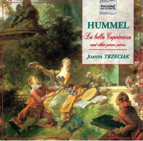 Hummel Trezciak Piano Works Caprice Variati
