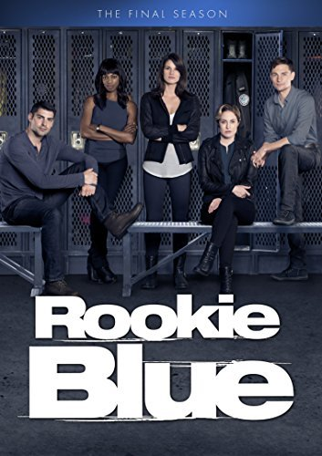 Rookie Blue The Final Season DVD