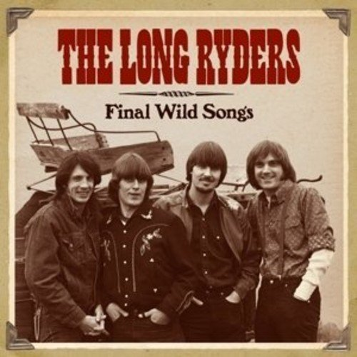 Long Ryders Final Wild Songs Import Gbr 4cd