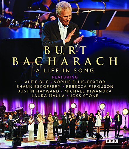 Burt Bacharach A Life In Song (dvd)