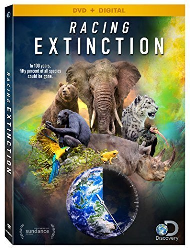 Racing Extinction Racing Extinction DVD Dc Nr