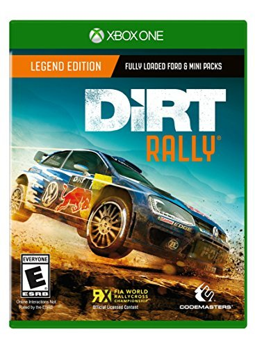 Xbox One Dirt Rally (launch Sku)