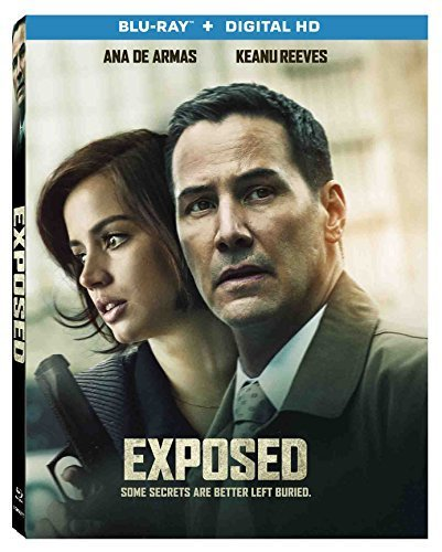Exposed Reeves De Armas Blu Ray Dc R