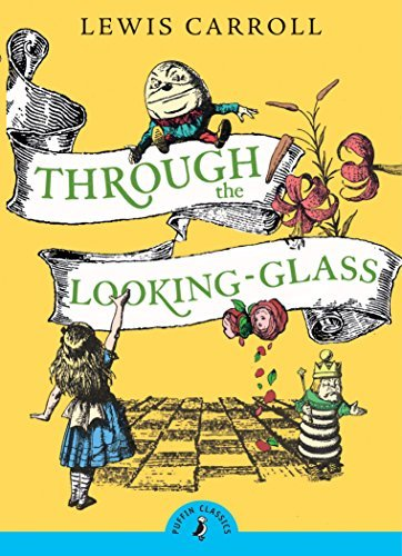Lewis Carroll Through The Looking Glass