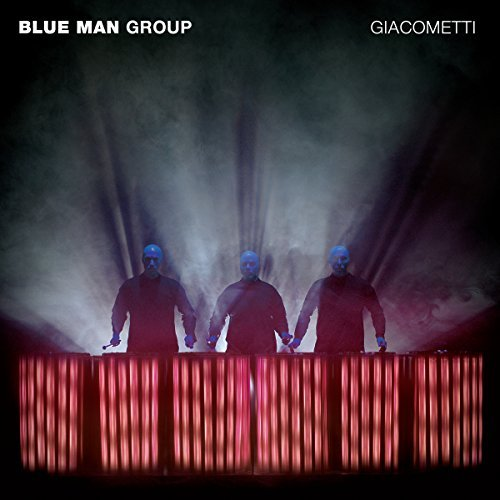Blue Man Group Giacometti Ready To Go