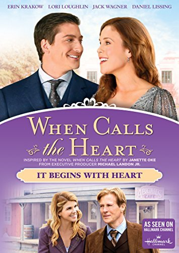 When Calls The Heart It Begins With Heart When Calls The Heart It Begins With Heart DVD Nr