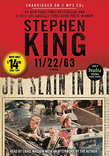 Stephen King 11 22 63 Mp3 CD