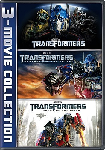 Transformers 3 Movie Collection DVD Pg13