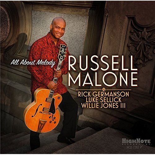 Russell Malone All About Melody